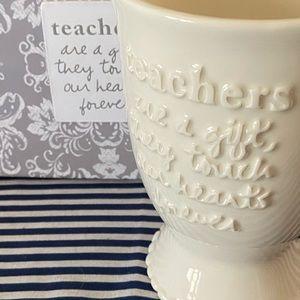 Teacher mug gift in box